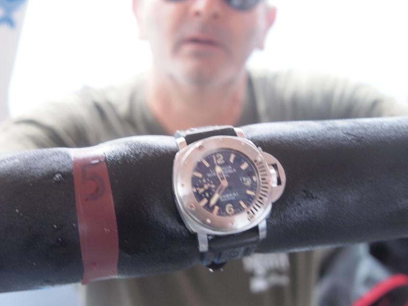 Résultats du test montres et plongée du CHA 2011 P9183114