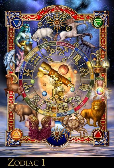 Wallpapers Zodiac10