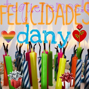 One Day Delay!! Cumple10