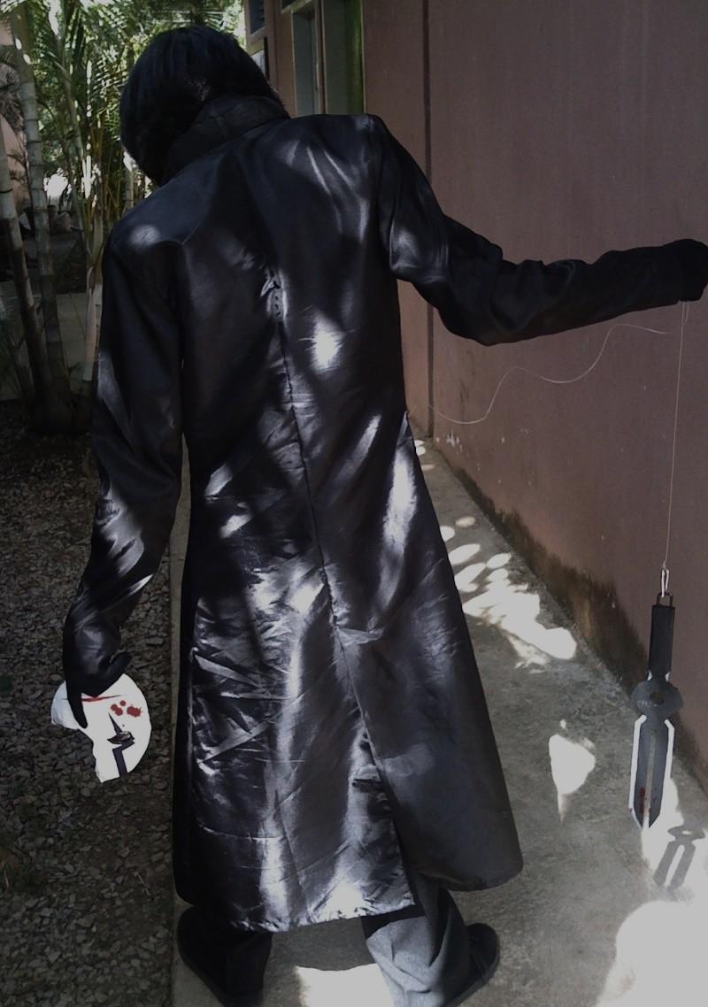 cosplay de Hei - Darker Than Black Por_ha10