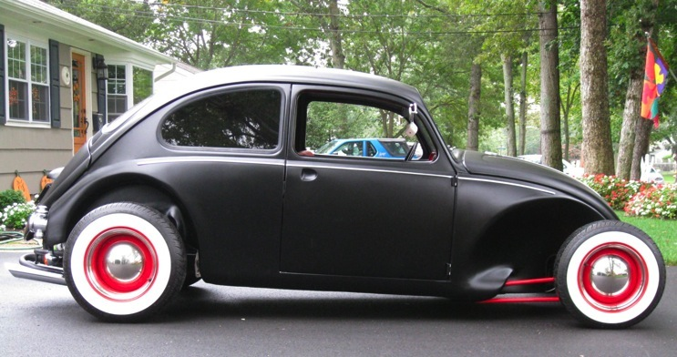 My NON-Elf Project Vw20ho11