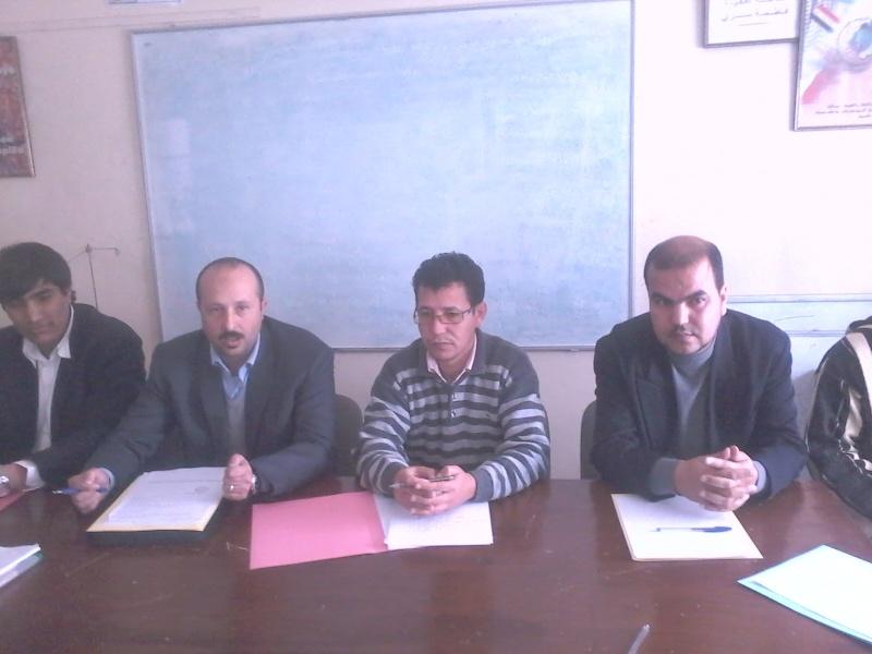 تجديد المكتب المحلي للنقابة الوطنية للعدل (ال ك د ش) بالناظور يوم السبت 25 فبراير 2012 في أجواء نضالية واحتفالية Nador510