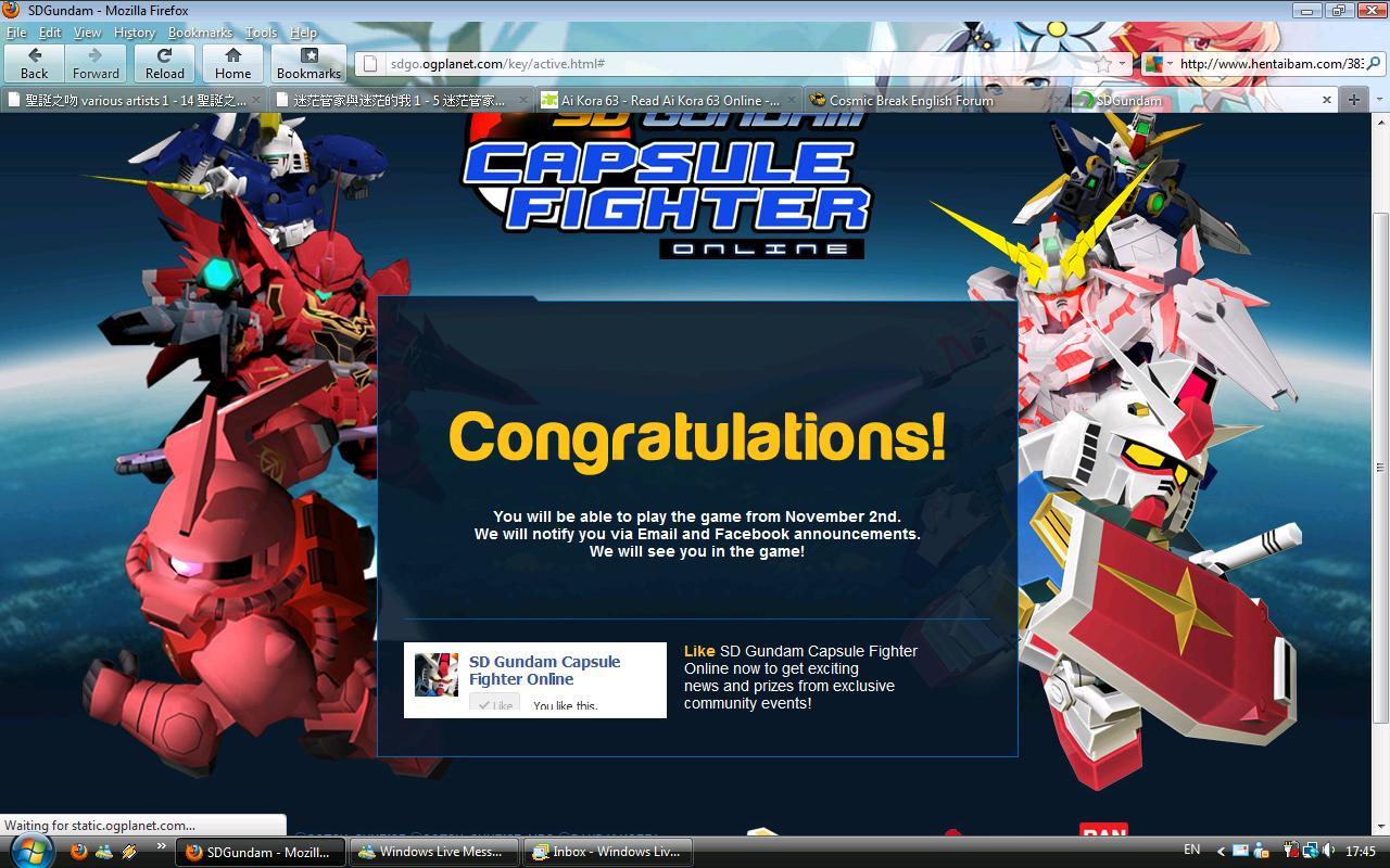 SD Gundam Online ENG Version. - Page 4 Untitl21