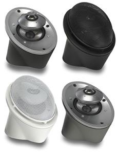 Mirage Lcr Surround Speakers Close