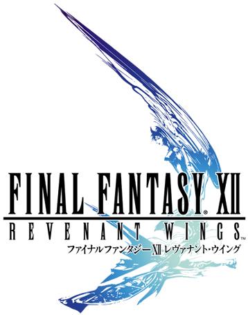 Historia de Final Fantasy XII: Revenant Wings Logo_f10