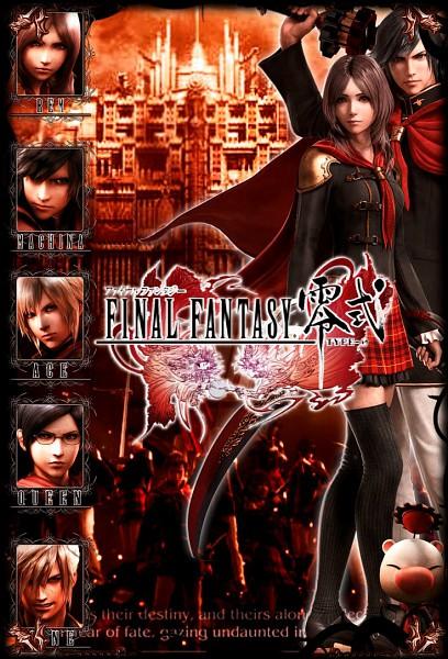 Nuevo tráiler de Final Fantasy Type-0 Traile10