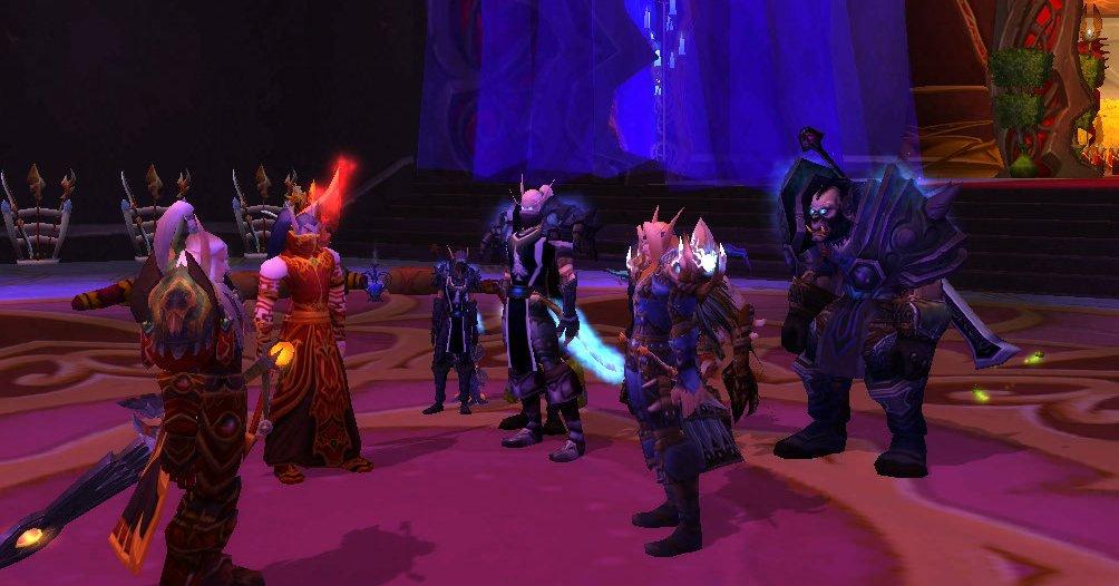 [Politique] Coup de force d'Ajaxandraeon et ses cavaliers en Quel'Thalas 214