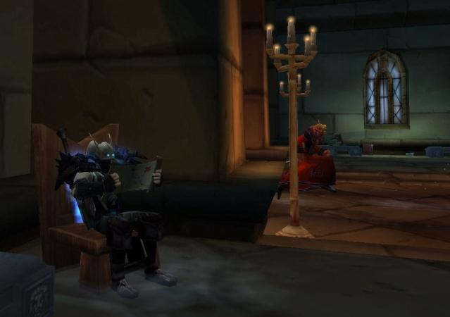 [Intervention] A la recherche de Maldictus, le moine maudit de Lordaeron Bibli411