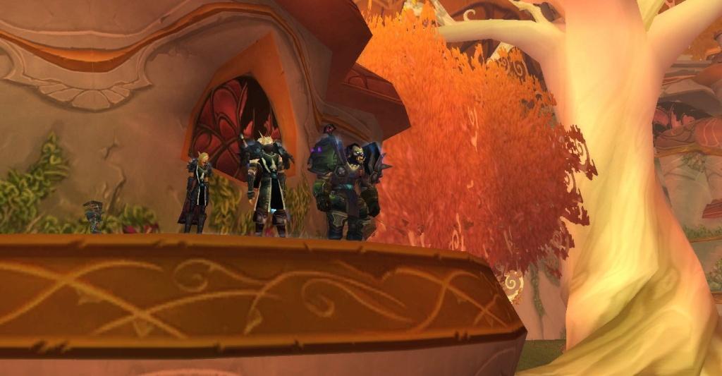 [Politique] Coup de force d'Ajaxandraeon et ses cavaliers en Quel'Thalas I611