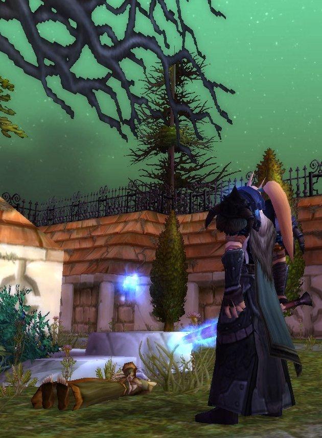[Intervention] A la recherche de Maldictus, le moine maudit de Lordaeron Rez911