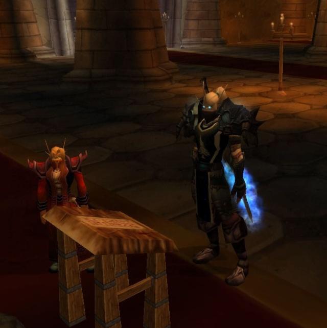 [Intervention] A la recherche de Maldictus, le moine maudit de Lordaeron Temple24