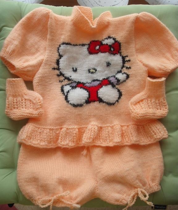 Les tricots de christine - Page 2 Dscf3910