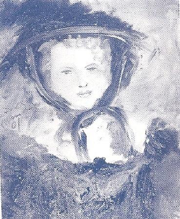L'écriture et dessin automatiques Renoir10