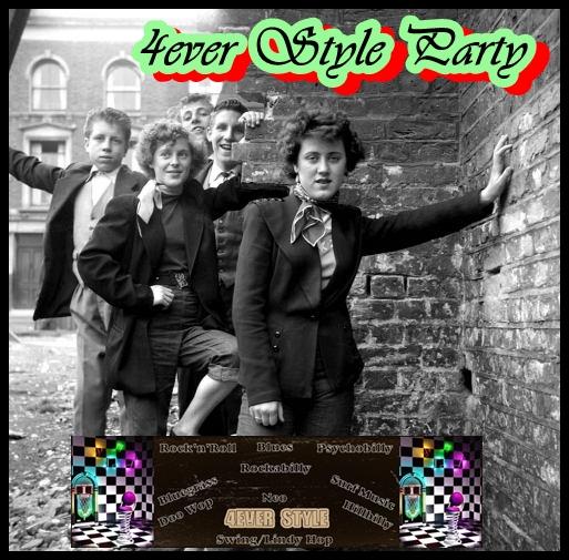 4ever Style Party - Compilação by Tatah Rocker [Clique aqui para download] Capa10
