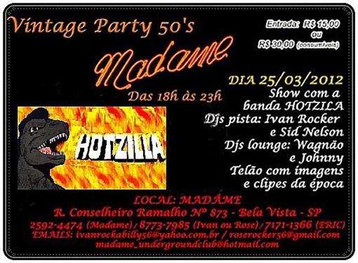 Festa rocker no MADAME Evento12