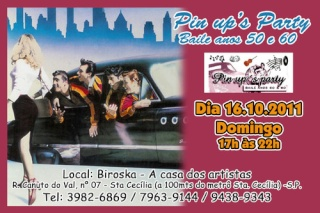 PIN UP'S PARTY - 16/10/2011 Pinups14