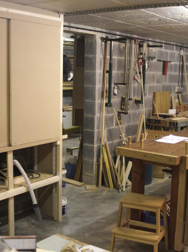 Retour à l'atelier... chasse aux poussières (fil ouvert) - Page 4 Atelie14