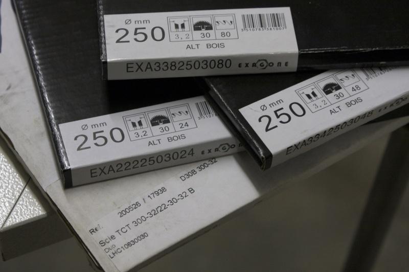 [Présentation] Scie à format MINIMAX SC2 Les-la10