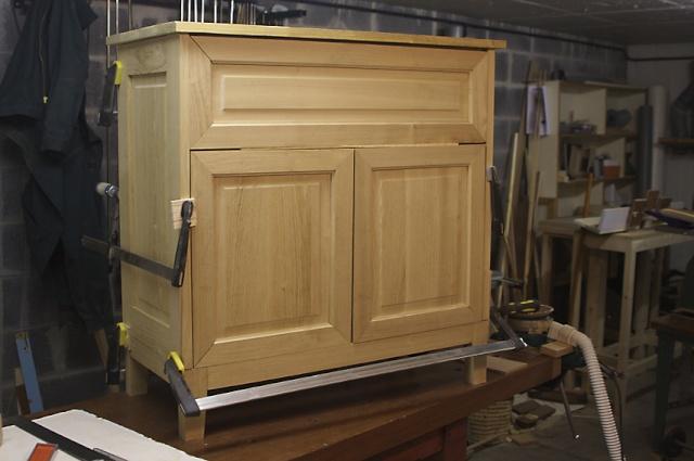 [fabrication] Meuble de salle de bains en Robinier - Page 3 M-sdb-11