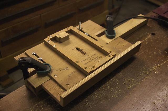 [fabrication] Meuble de salle de bains en Robinier - Page 2 Mortai13