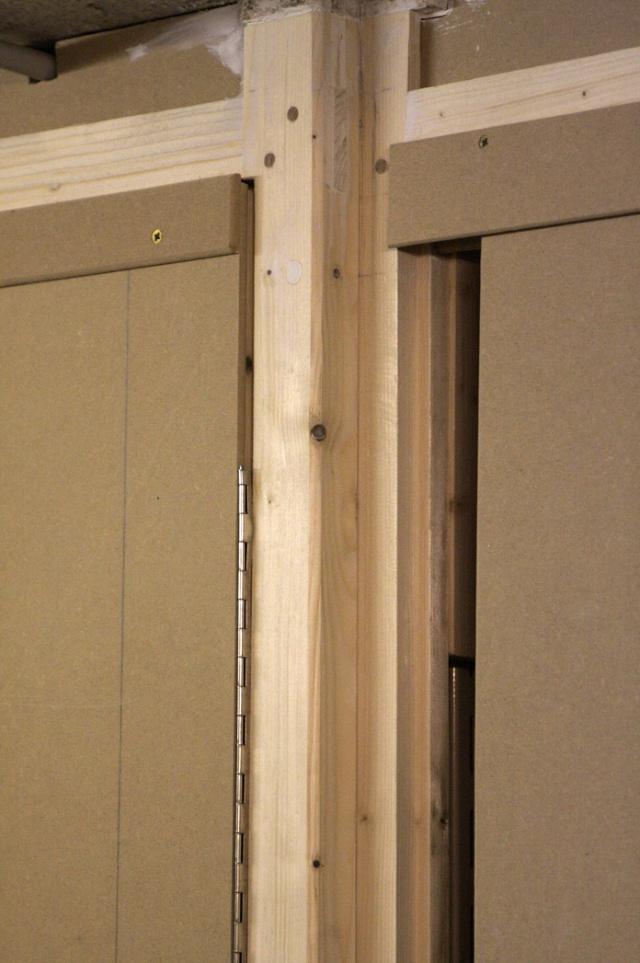 Retour à l'atelier... chasse aux poussières (fil ouvert) - Page 4 Portes14