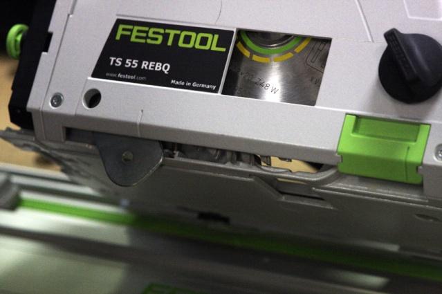 Festool démonstration à Briançon Ts-55-19