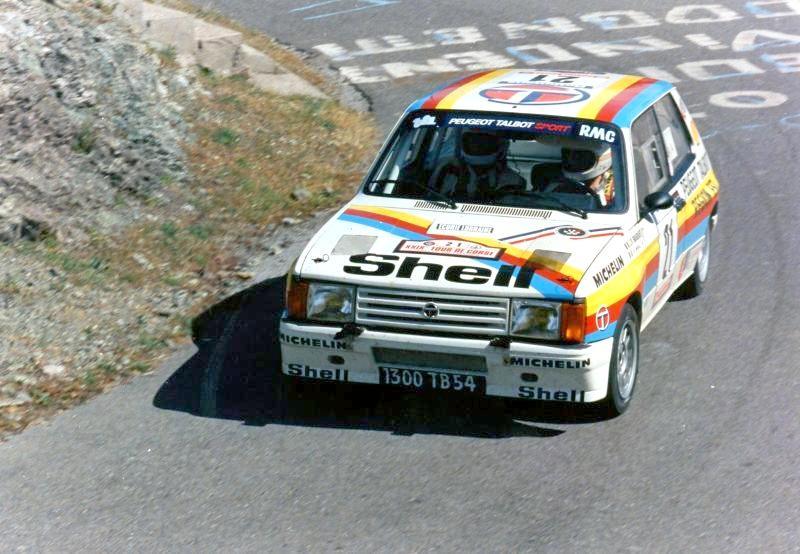 Talbot Samba Rallye 90ch - Page 3 1985sa10