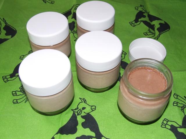 yaourts d'ourson à la guimauve.photos. 0016710