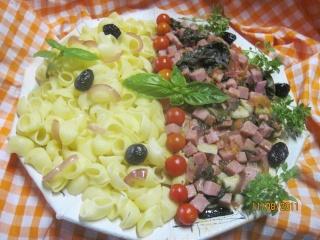 Coquilles d'Alsace à l'oseille et dés de jambon Coude_11