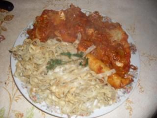 brandade de morue à la sauce tomates Morue_10