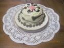 gâteau au citron et chocolat blanc micro-ondes. photos. Img_0044