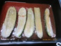Petites courgettes farcies au poisson en sauce Img_0063