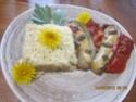 Petites courgettes farcies au poisson en sauce Img_0069
