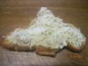 Croissants aux jambon,champignons en sauce.photos. Img_0268