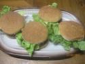 Hamburgers géants au boeuf haché Img_1040