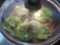 Jardinière aux légumes au sauté de porc Jardin46