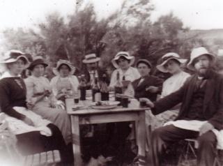 Repas champêtre en 1900 Img_0010