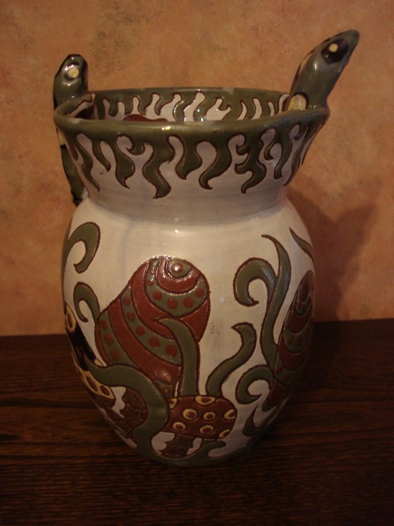Kevin Walker (Fortcustard Pottery) 087a11