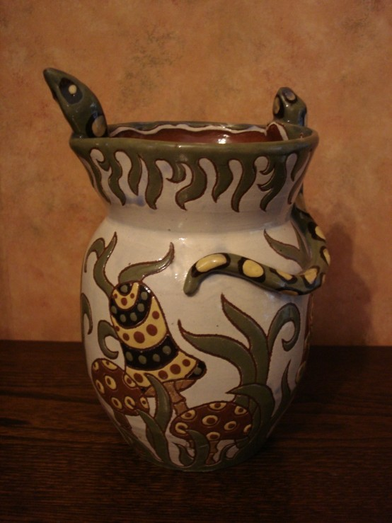 Kevin Walker (Fortcustard Pottery) 088a11