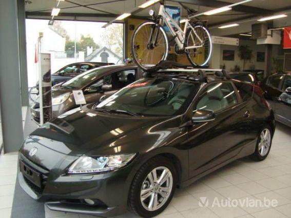 CR-Z & vélo Honda_11