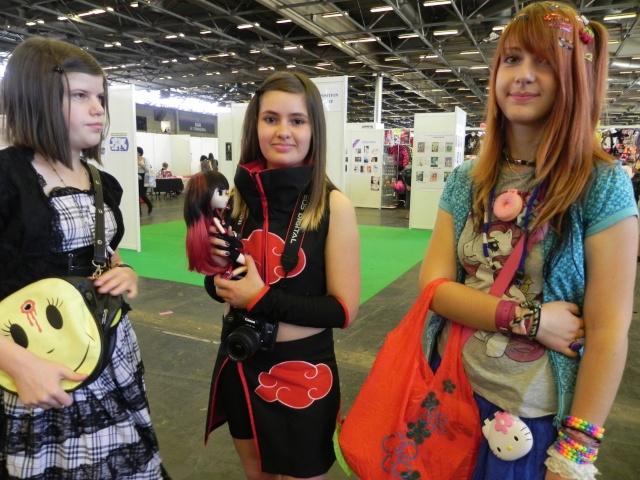 Japan Expo 2011 : Rencontre de jeudi Dscn2717