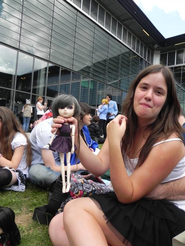 Japan Expo 2011 : Rencontre de jeudi Dscn2919