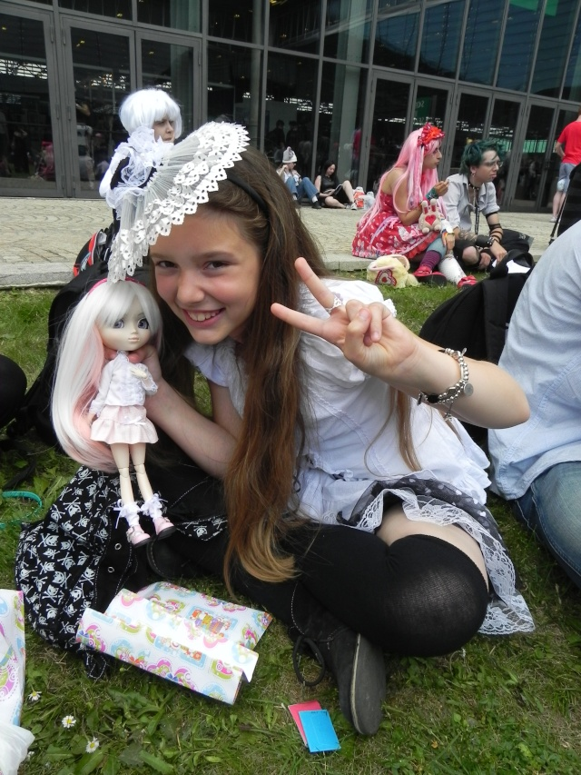 Japan Expo 2011 : Rencontre de jeudi Dscn2920
