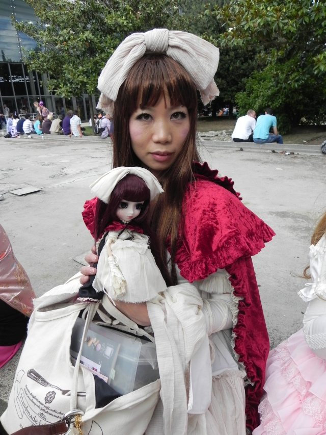 Japan Expo 2011 : Rencontre de jeudi Dscn3010