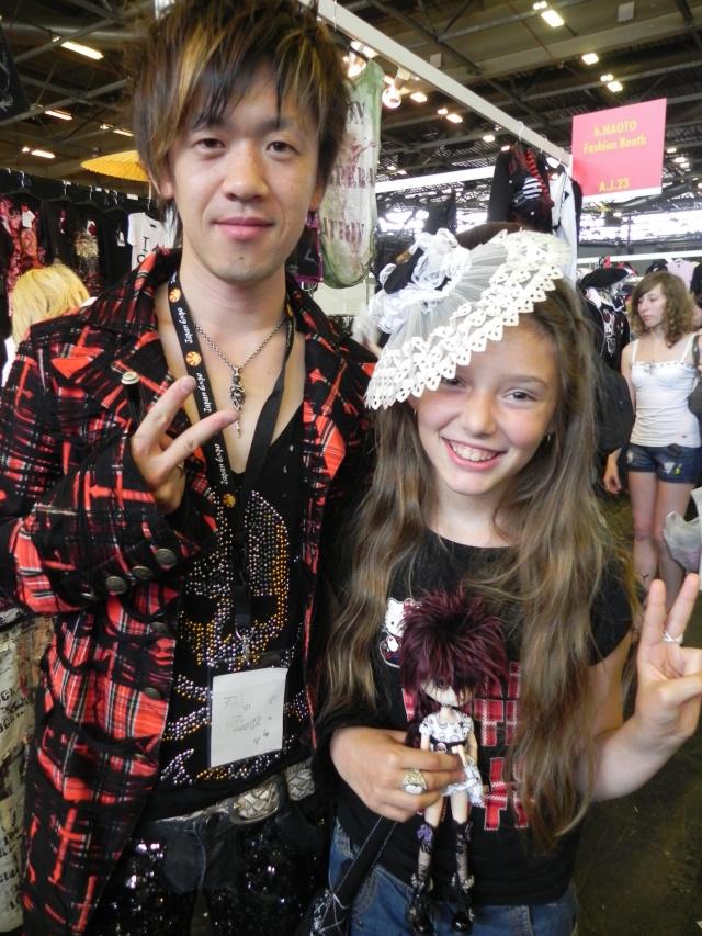 Japan Expo 2011 : Rencontre de jeudi Dscn3013