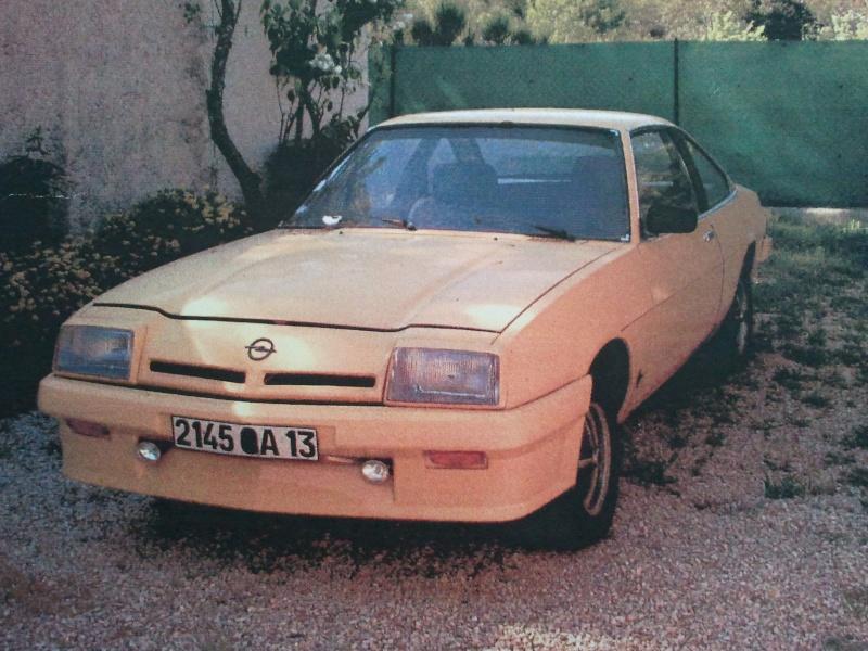OPEL MANTA B 1600S 1975 2011-010