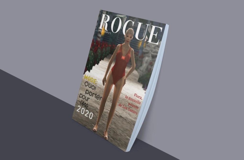 Rogue Magazine - Janvier 2020 110