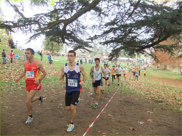 Compétitions de cross, saison 2012-2013 0115