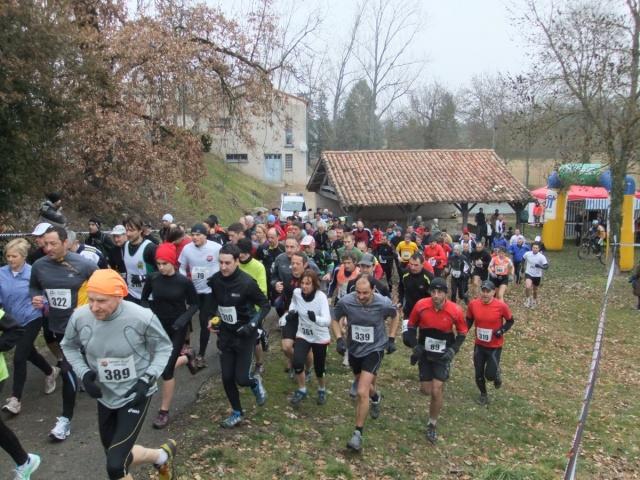 Trail/Vétathlon des Gariottes, Fontanes (19/12/2012) - Page 2 0310
