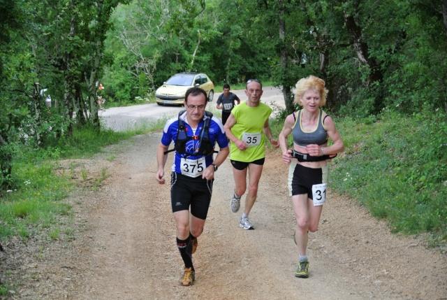 Trail des Garrigues, Montricoux (82), 17/06/2012 Ds10